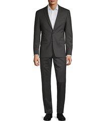 notched-lapel suit