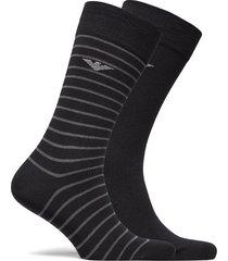 socks underwear socks regular socks svart emporio armani