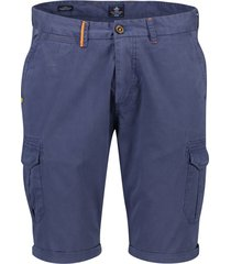 nza shorts larry bay blauw