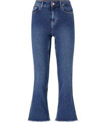 jeans pckamelia kick flare mw