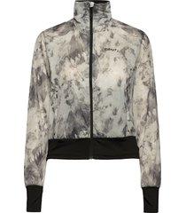 pro glow in the dark lumen jkt w outerwear sport jackets zwart craft