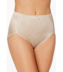 leonisa women's firm tummy-control high-waist panty 0243