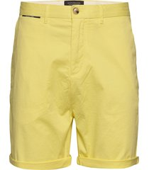 mid length - classic chino short in pima cotton quality shorts chinos shorts gul scotch & soda