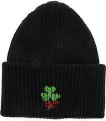 philosophy - beanie with lucky you print