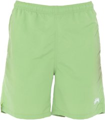 stussy beach shorts and pants