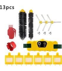 sweeper accesorios conjunto trece robot aspiradora accesorios portátil