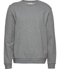 m. isaac sweatshirt sweat-shirt trui grijs filippa k