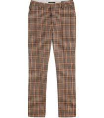 pantalon tailored multicolor