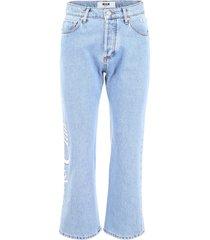 msgm riviera resort club jeans