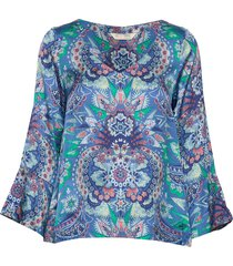 head turner blouse blouse lange mouwen multi/patroon odd molly