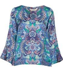 head turner blouse blouse lange mouwen multi/patroon odd molly