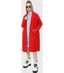 abrigo rojo paris district