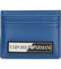 emporio armani gemini credit card holder
