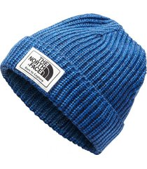 gorro bebes salty pup azul the north face