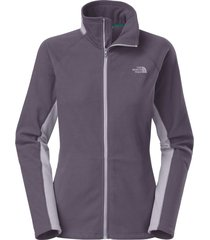 buzo mujer tech 100 full zip the north face