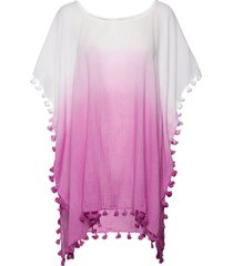 dip dye kaftan beach wear rosa seafolly