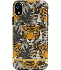 richmond & finch tropical tiger case for iphone xr