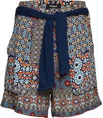 pant shasa shorts flowy shorts/casual shorts blå desigual