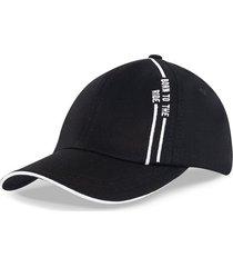 gorra tadeus negro para hombre croydon