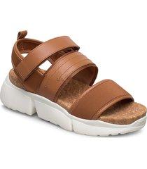 stb-mala sport l shoes summer shoes flat sandals brun shoe the bear