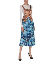 marco de vincenzo overall skirts