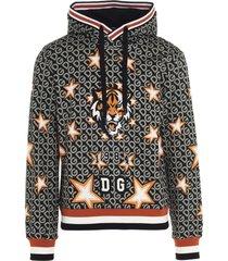 dolce & gabbana tigre fashion hoodie
