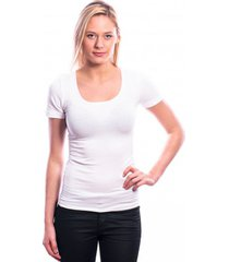 ten cate women t-shirt ( 30199) short sleeves white
