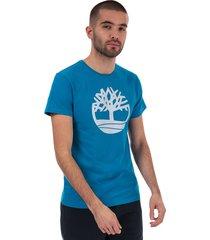 mens brand tree t-shirt