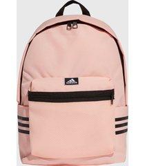 mochila clas bp 3s mesh rosa adidas performance