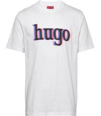 dontrol t-shirts short-sleeved vit hugo
