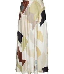 eastvale knälång kjol multi/mönstrad munthe