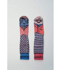mrmisocki socks for creatives - volume 2.1 - tony two toes and leftie socks