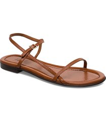 sandals 4132 shoes summer shoes flat sandals brun billi bi