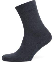 dry cotton lingerie socks regular socks blå hudson