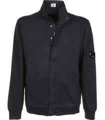 c.p. company c.p. company black jacket