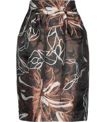 lanacaprina knee length skirts