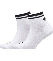 puma heritage quarter 2p underwear socks regular socks vit puma