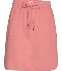 katesz skirt kort kjol rosa saint tropez