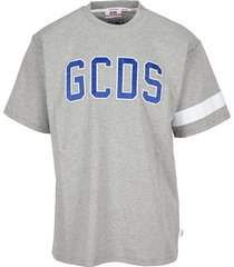 gcds band detail logo t-shirt