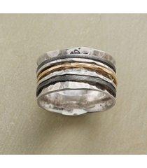 spooled spinner ring