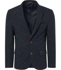 blazer, tweed with neps
