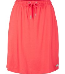 gonna in jersey (rosso) - bpc bonprix collection