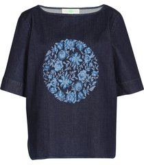 stella mccartney denim shirts