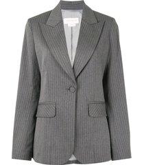 karen walker crystalline jacket - grey