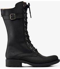 kängor high lace boot