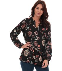 womens ruby floral print tunic