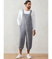 liguero holgado informal anudado a la moda para hombre mono