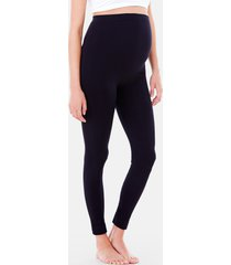 ingrid & isabel(r) everyday seamless maternity leggings, size 3 in black at nordstrom