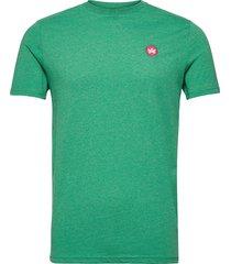 timmi recycled cotton t-shirt t-shirts short-sleeved grön kronstadt