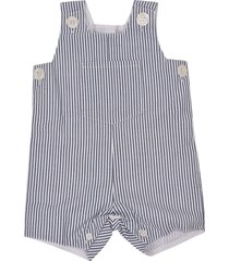 paio crippa striped rompers